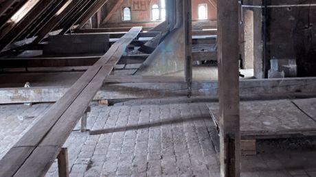 Střecha Sv. Gabriel
